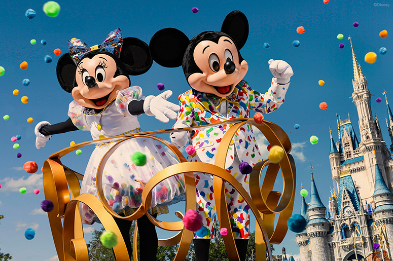 Experience three days of new and classic Disney magic.