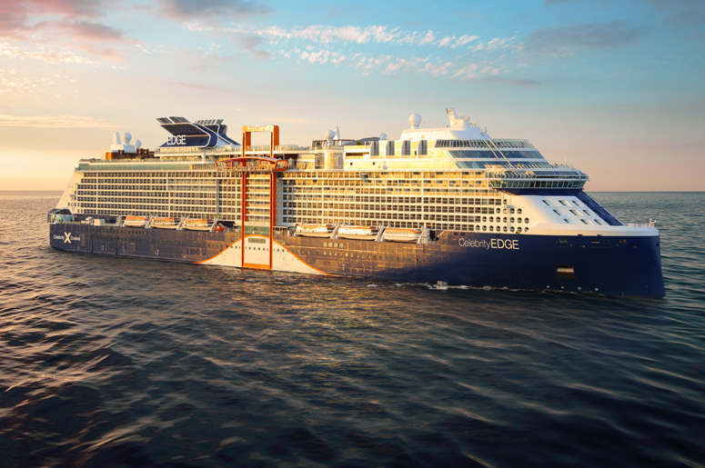 Celebrity Edge Cruise Ship