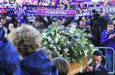 Funeral of Davide Astori