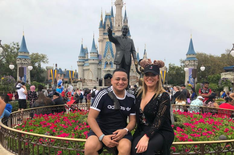 El Meneo en Disney World