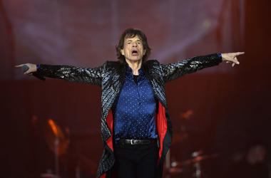 The Rolling Stones, Mick Jagger