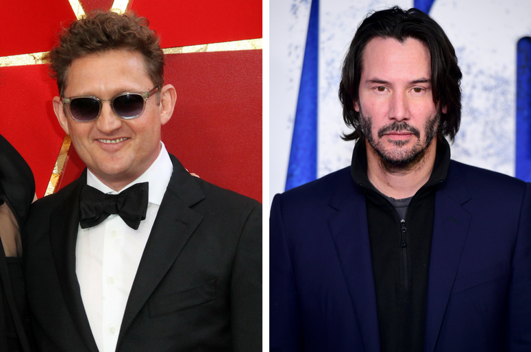 Alex Winter. 90th Annual Academy Awards presented by the Academy of Motion Picture Arts and Sciences held at the Dolby Theatre / Keanu Reeves attending a gala screening of John Wick: Chapter 2 at Vue West End, Leicester Square, London.