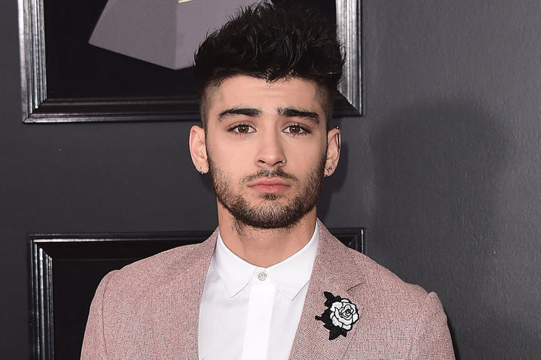 Zayn Malik Goes Blonde See The Photos