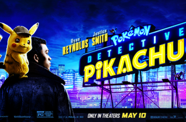 Detective Pikachu Movie Poster 2019