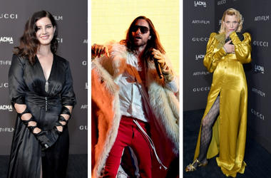Lana Del Rey, Jared Leto, Courtney Love