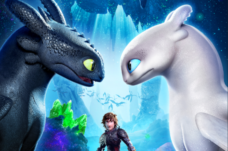 How Yo Train Your Dragon Poster 2019