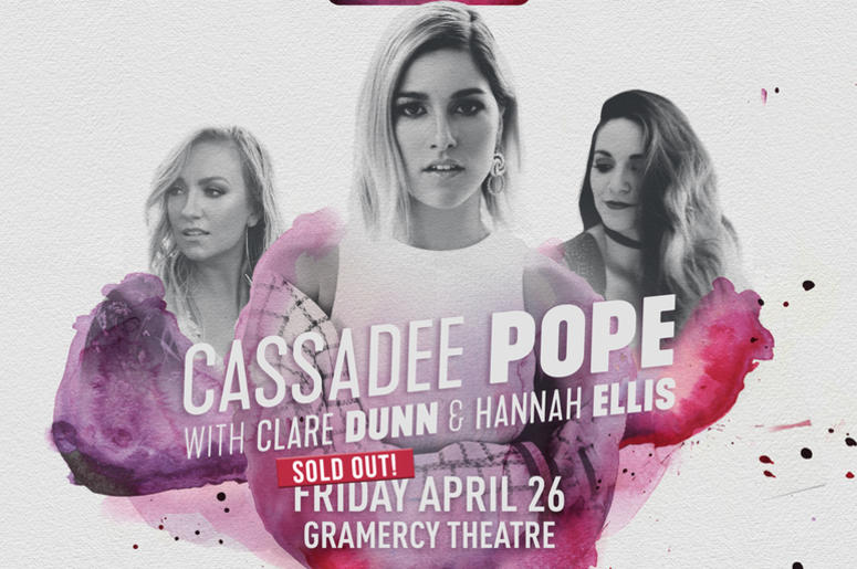 Cassadee Pope Tour 2019