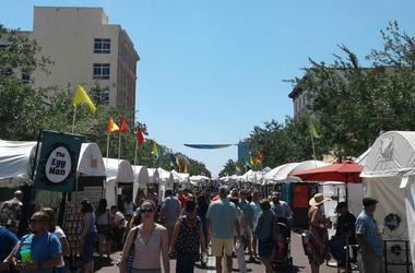 St. Johns River Art Festival