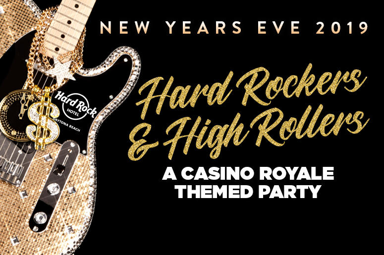 ring in the new year at hard rock hotel daytona beach