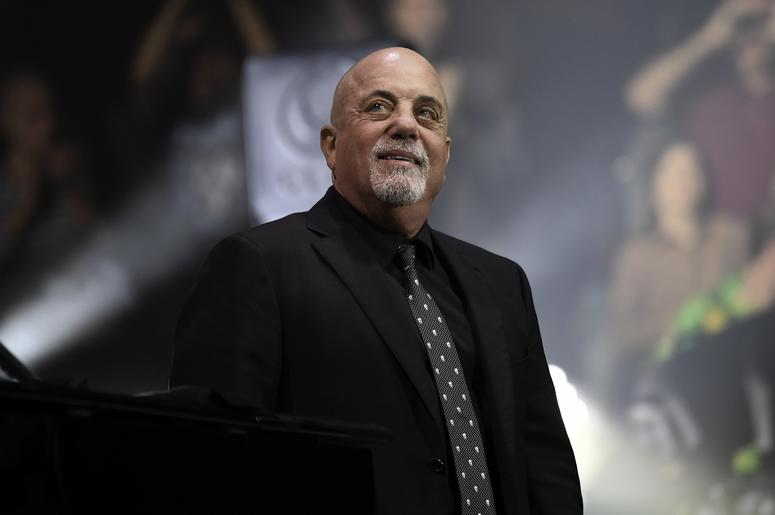 Billy Joel Amway Center Concert Orlando January 11, 2019 ...