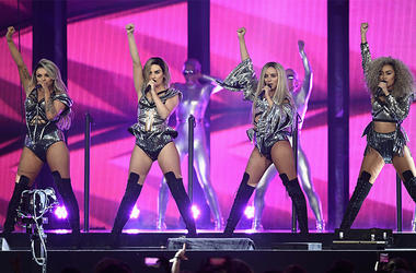 Little Mix Ex Performance