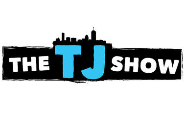 The TJ Show Horizontal Logo