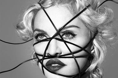 Madonna 'Rebel Heart' Album Cover