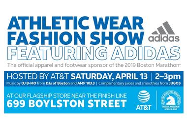 Fashion Show AT&T