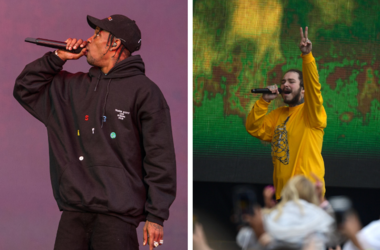 Travis Scott and Post Malone