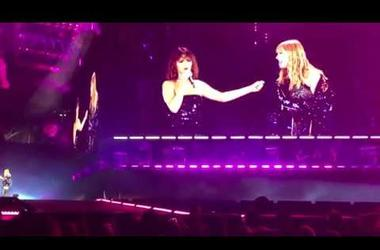 "Taylor Swift & Selena Gomez Perform ""Hands To Myself"" on The Reputation Stadium Tour!"