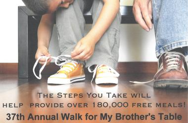 My Brother's Table Walk