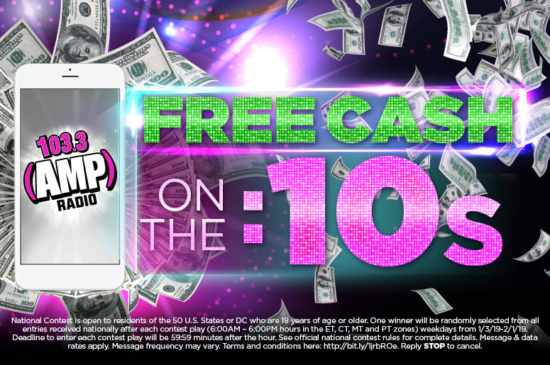 Free Cash On The :10s Q1 2019 Legal