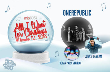 AIWFCS with One Republic & Lukas