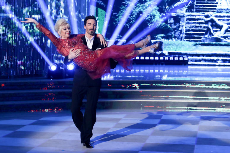 Ivana Trump on Dancing with the Stars - Rome
