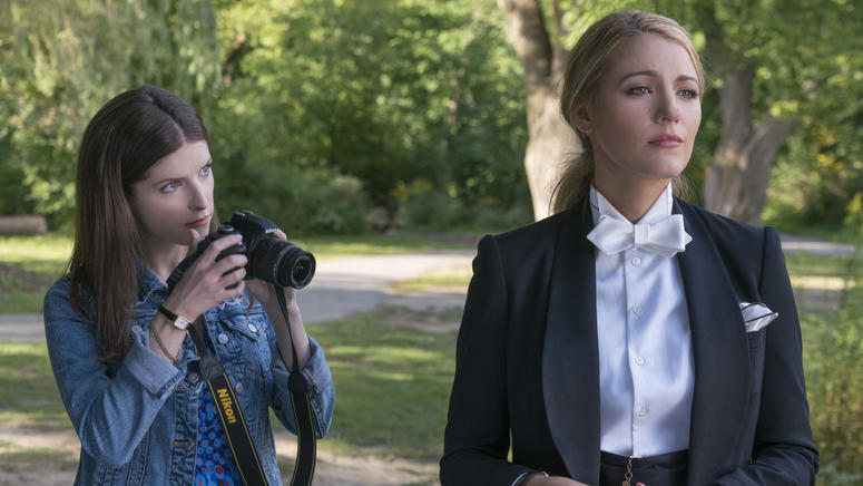 Simple Favor Candid