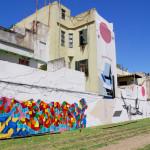 Colorful area in La Boca neighborhoods_158658005