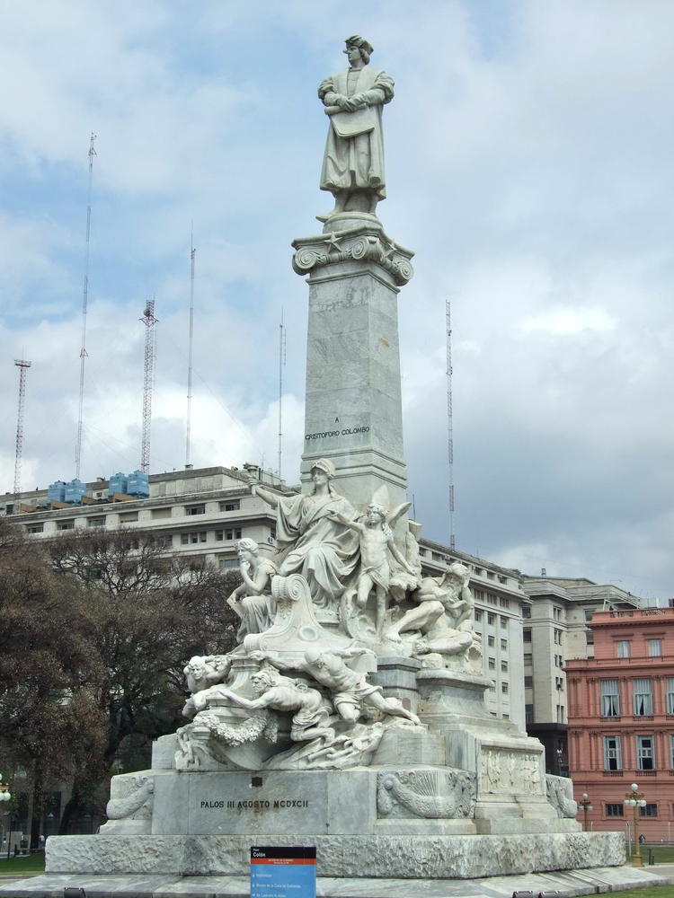 monument of Christopher Columbus_148368473
