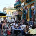 Street scene in the Buenos Aires_161080064