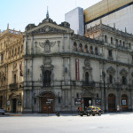 Cervantes National Theater in Buenos Aires_124485676