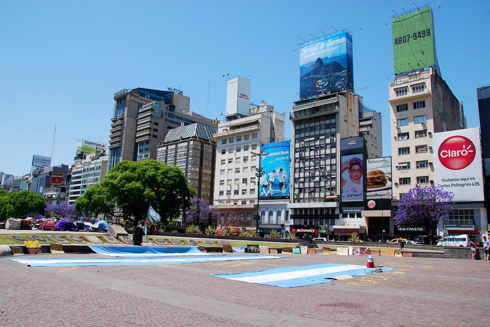 Plaza de Avenida 9 de Julio_113289868