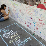 writes on wall for patriot day_337509575