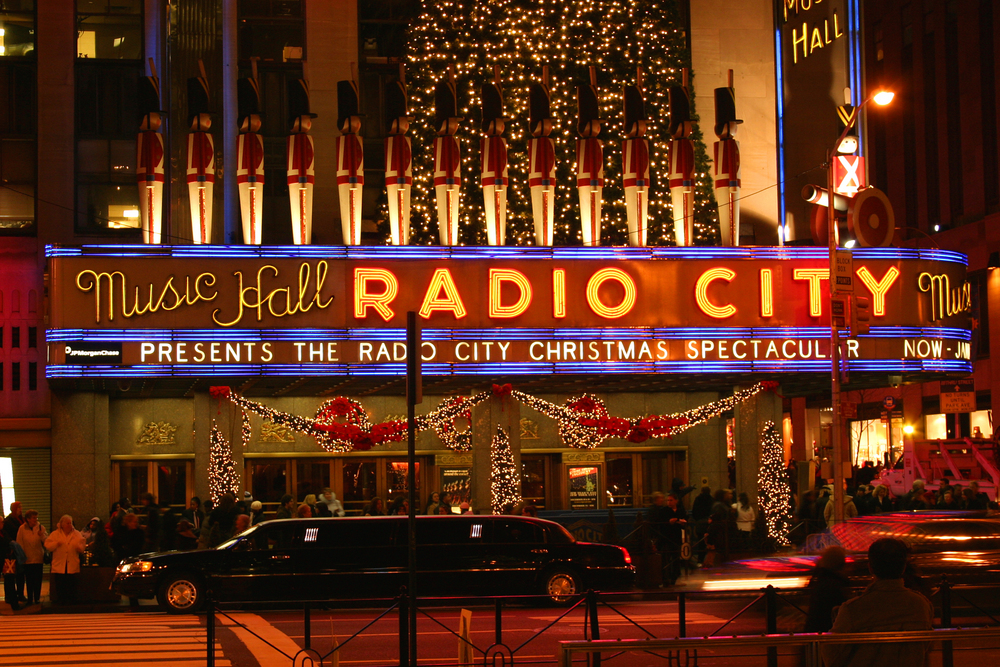 Radio City Music Hall in New York City_290978