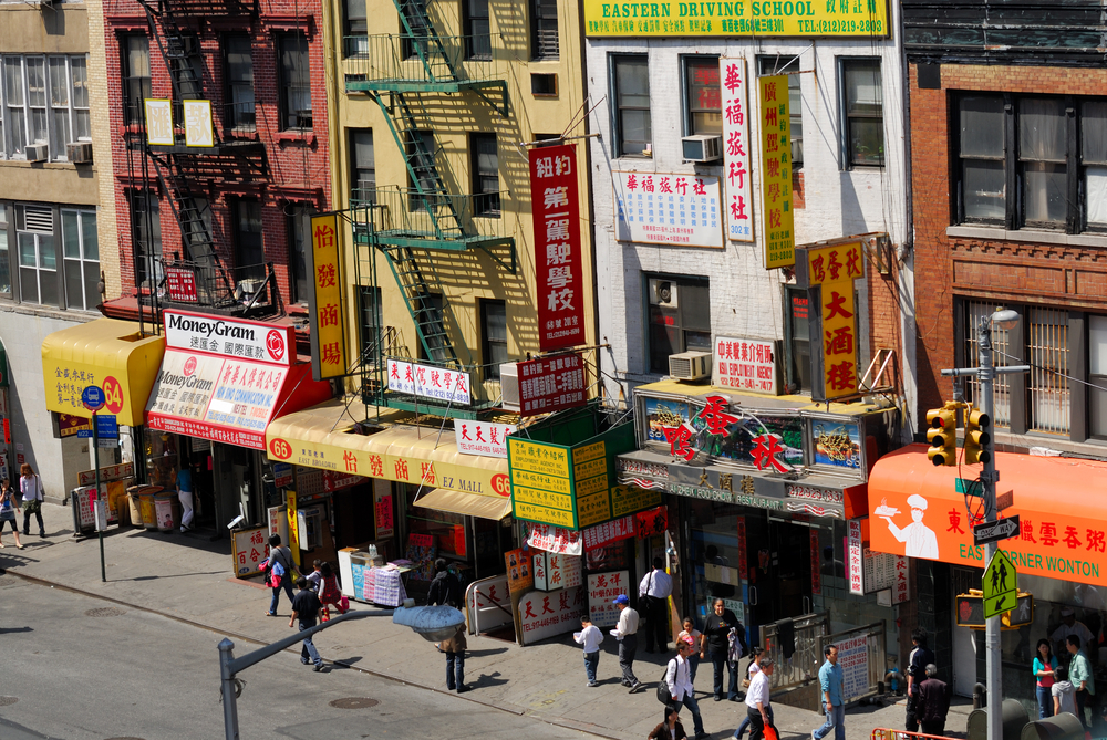 Street in Chinatown_12633253