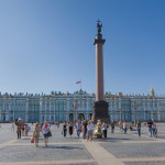 Winter Palace, a part of the Hermitage_364823957
