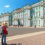 Winter Palace in Saint Petersburg_225074527