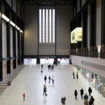Turbine Hall in Tate Modern Art Gallery_252611014