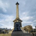 Trafalgar Square in London_392077768