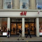 H&M fashion store in Richmond_372433954