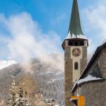 Matterhorn seen from Zermatt_387834196