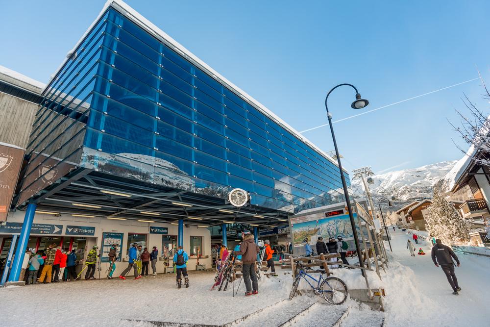 Matterhorn Express lift station_387790816
