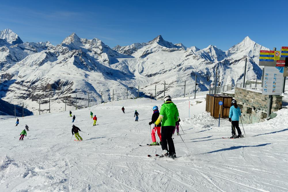Matterhorn seen from Zermatt_387834244