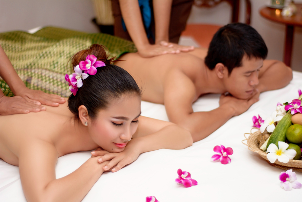 massage inside the five stars hotel in Siem Reap_381495739