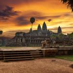 Angkor Wat at sunset_106075160