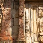 Apsaras – khmer stone carving in Angkor Wat_161637311