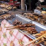 Street food in Siem Reap, Cambodia_308750606