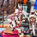 handmade wooden puppets_281922656