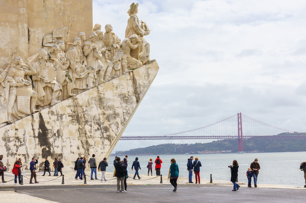 Monument to the Discoveries Lisbon Portugal Europe_318017663