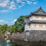 Imperial palace in Tokyo_357176711