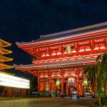 Senso-ji Temple in Asakusa_370595477