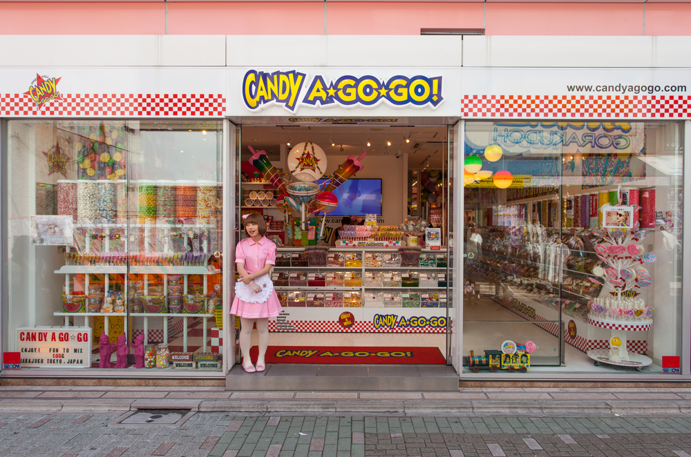 Candy a go go candy shop_283475714